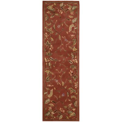 Julian Persian Area Rug Rug Size: Runner 23 x 8