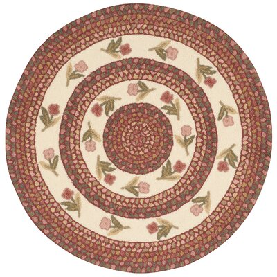 Newstead Ivory/Rose Area Rug
