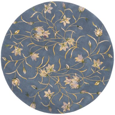 Julian Area Rug Rug Size: Round 6