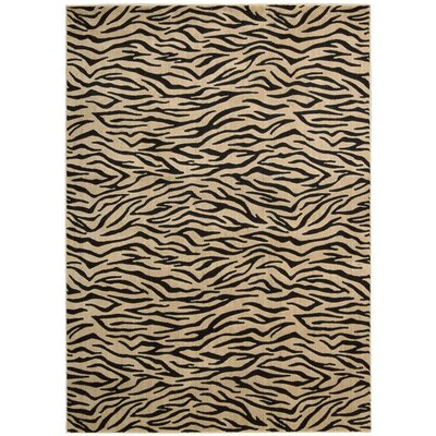 Dryfield Ivory/Black Area Rug
