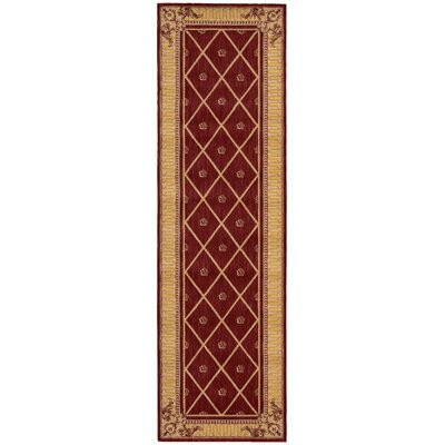 Payzley Sie Area Rug Rug Size: Runner 23 x 8