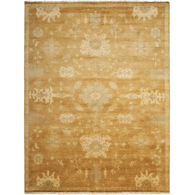 Friso Tobacco Area Rug Rug Size: 79 x 99