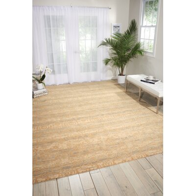 Dringenberg Cottage Sand Area Rug Rug Size: Rectangle 99 x 139