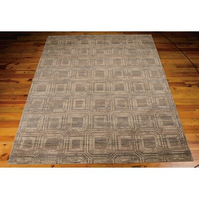 Dringenberg Smoke Area Rug Rug Size: Rectangle 86 x 116