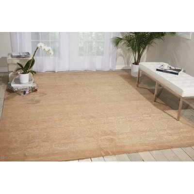 Dickinson Beige Area Rug Rug Size: Rectangle 86 x 116