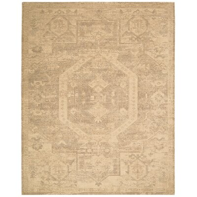 Dickinson Sand Area Rug Rug Size: Rectangle 86 x 116