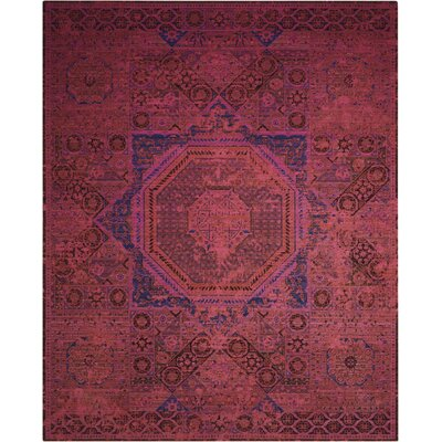 Eternal Blush Area Rug Rug Size: 79 x 99