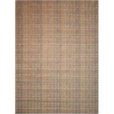 Dringenberg Gray Area Rug Rug Size: Rectangle 79 x 99
