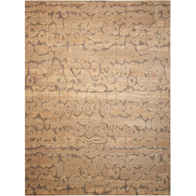 Dringenberg Beige Area Rug Rug Size: Rectangle 99 x 139