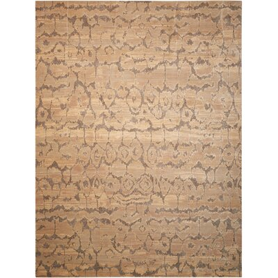Dringenberg Beige Area Rug Rug Size: Rectangle 86 x 116