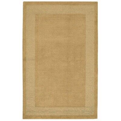 Westport Hand-Tufted Sand Area Rug Rug Size: 5 x 8