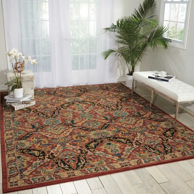 Manheim Area Rug Rug Size: Rectangle 53 x 75