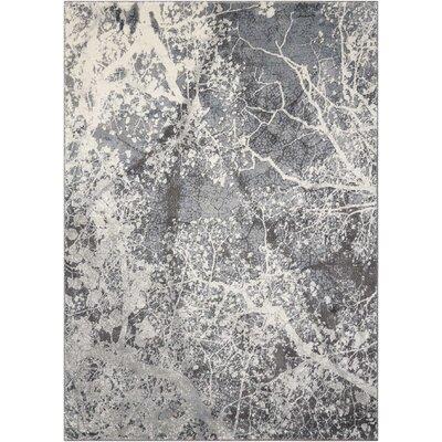 Mana Gray Area Rug Rug Size: 310 x 510