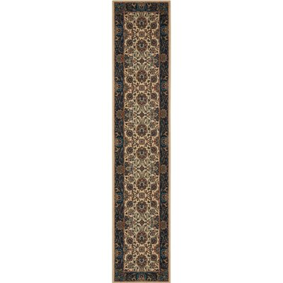 Madrid Brown Area Rug Rug Size: Runner 23 x 11