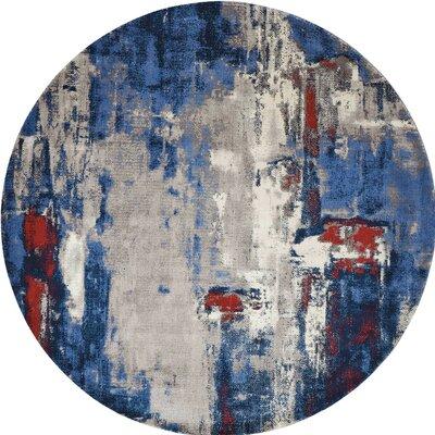 Twilight Gray/Blue Area Rug