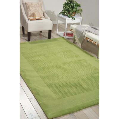 Aspasia Lime Area Rug Rug Size: Rectangle 26 x 4