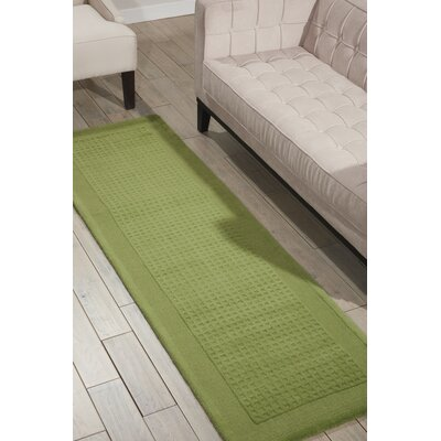 Aspasia Lime Area Rug Rug Size: Rectangle 5 x 8