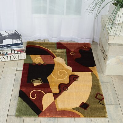 Bouck Atwood Multi Area Rug Rug Size: Rectangle 36 x 56