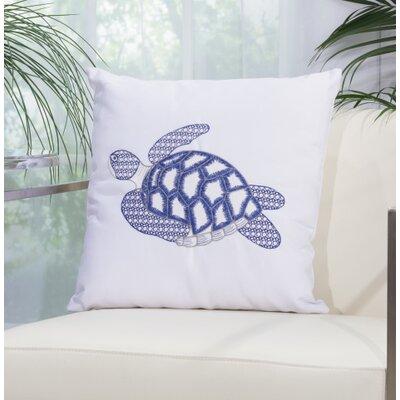 Tammi Seaturtle Throw Pillow