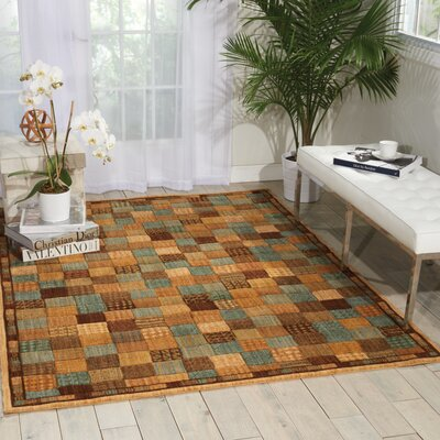 Radiant Impression Multi Area Rug Rug Size: 36 x 56