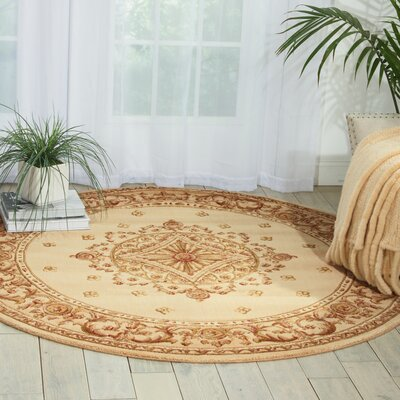 Payzley Beige Area Rug Rug Size: Rectangle 75 x 75