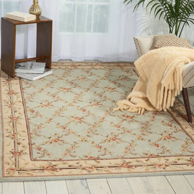 Onaway Light Blue Area Rug
