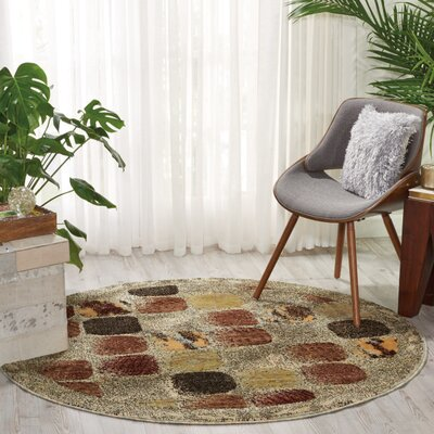 Hyde Beige Area Rug