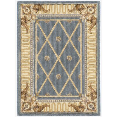 Payzley Blue Area Rug Rug Size: Rectangle 2 x 29