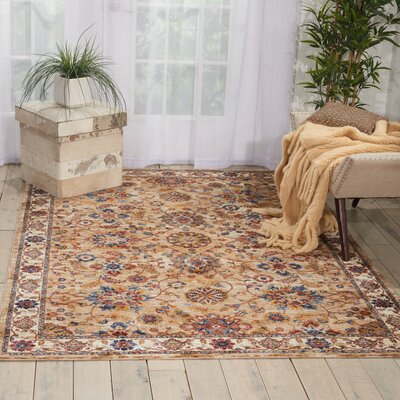 Westbrook Natural Area Rug Rug Size: 710 x 910