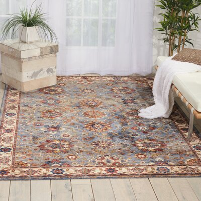 Westbrook Sky Area Rug Rug Size: Square 5