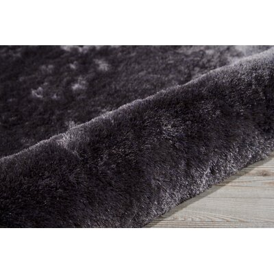 Pilipenko Hand-Tufted Gray Area Rug