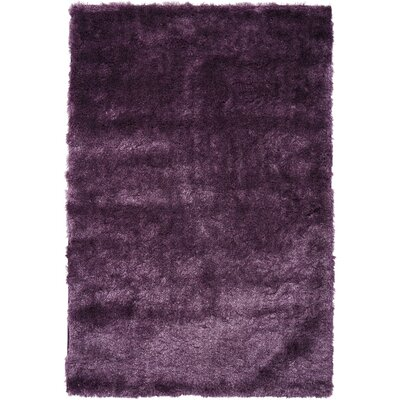 Pilipenko Hand-Tufted Purple Area Rug
