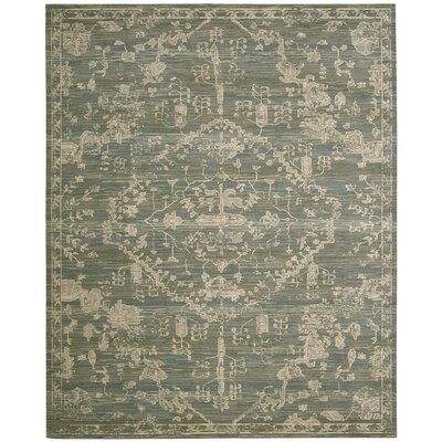 Raina Azure Area Rug