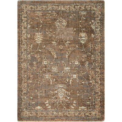 Silk Elements Cocoa Indoor Area Rug