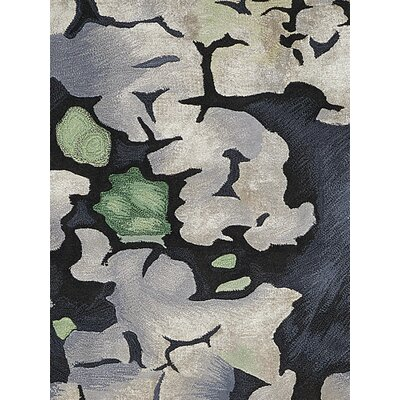 Annan Hand Tufted Charcoal Indoor Area Rug