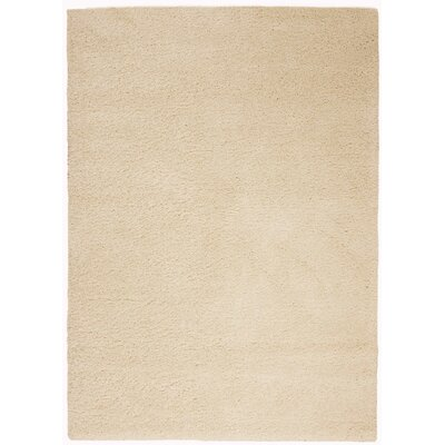 Parrish Cream Area Rug Rug Size: Rectangle 710 x 910