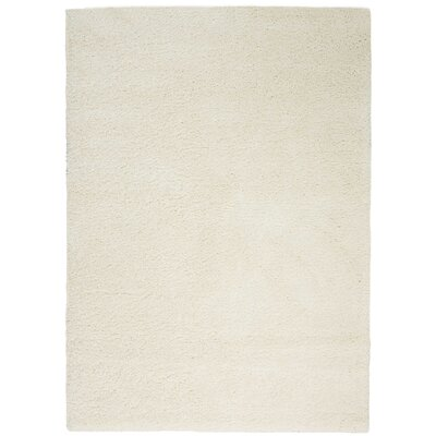 Parrish Ivory Area Rug Rug Size: Rectangle 710 x 910