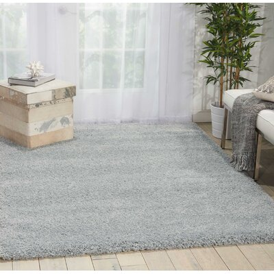 Parrish Silver Area Rug Rug Size: Rectangle 311 x 511