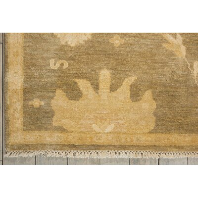 Siriano Sage Area Rug Rug Size: Rectangle 56 x 8