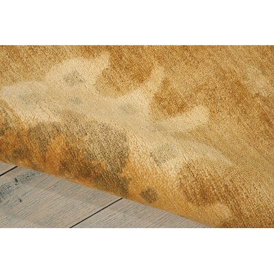 Geil Tobacco Area Rug Rug Size: Rectangle 86 x 116
