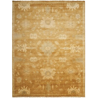 Siriano Tobacco Area Rug Rug Size: Rectangle 79 x 99