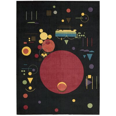 Shubhika Onyx Rug Rug Size: Rectangle 4 x 6