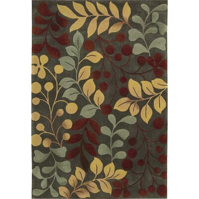 Brittni Hand-Tufted Forest Area Rug Rug Size: Rectangle 5 x 76