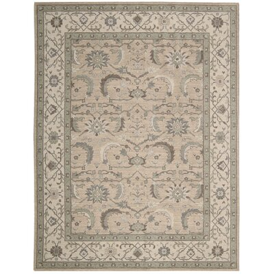 New Horizons Wheat Area Rug Rug Size: 26 x 43