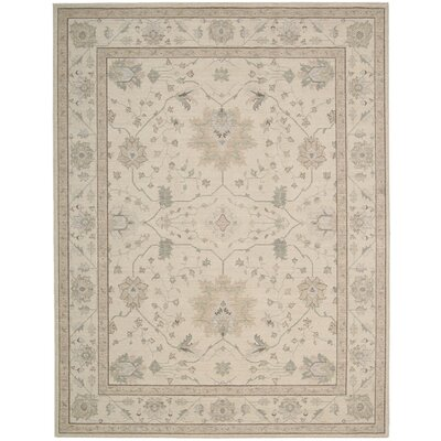 New Horizons Muslin Area Rug Rug Size: 26 x 43