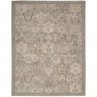 Deeksha Patina Area Rug Rug Size: Rectangle 26 x 43