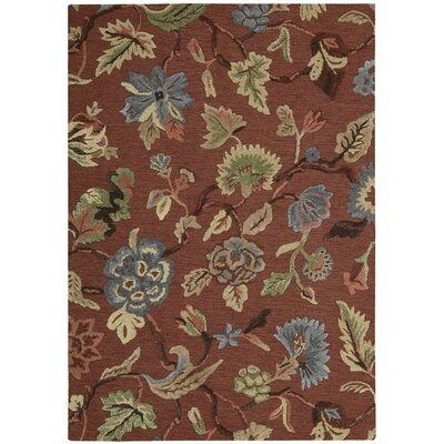 Lymon Brickyard Rug Rug Size: Rectangle 53 x 75