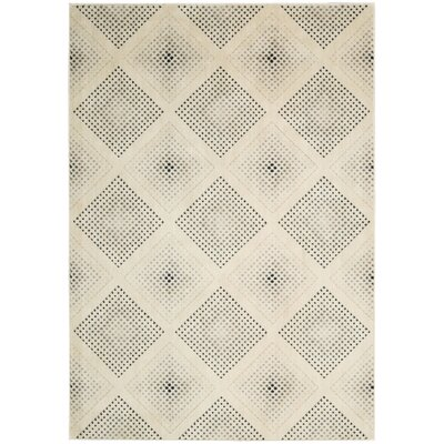 Kaiti Champagne Area Rug Rug Size: Rectangle 79 x 1010