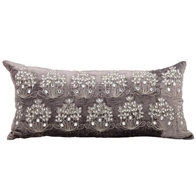 Esme Velvet Lumbar Pillow