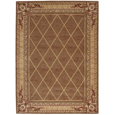 Payzley Cocoa Area Rug Rug Size: Rectangle 56 x 75